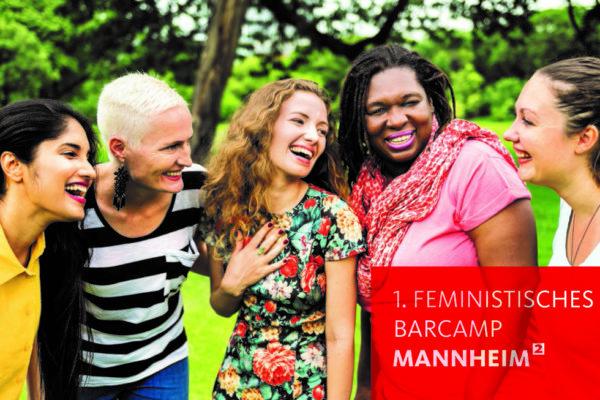 Einladung zum 1. Feministischen Barcamp Mannheim