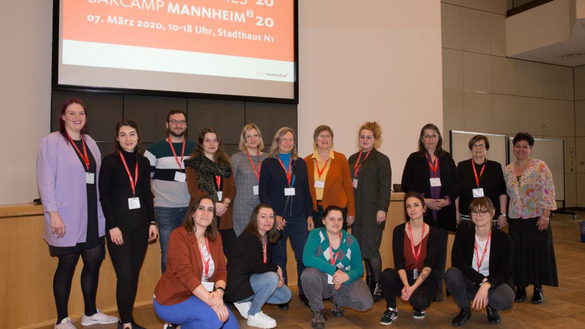 Rückblick 2. Feministisches Barcamp Mannheim 2020